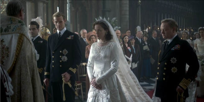 The Crown Episode One: The Wedding